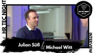 HR Tec Night mit Julian Süß und Michael Witt
