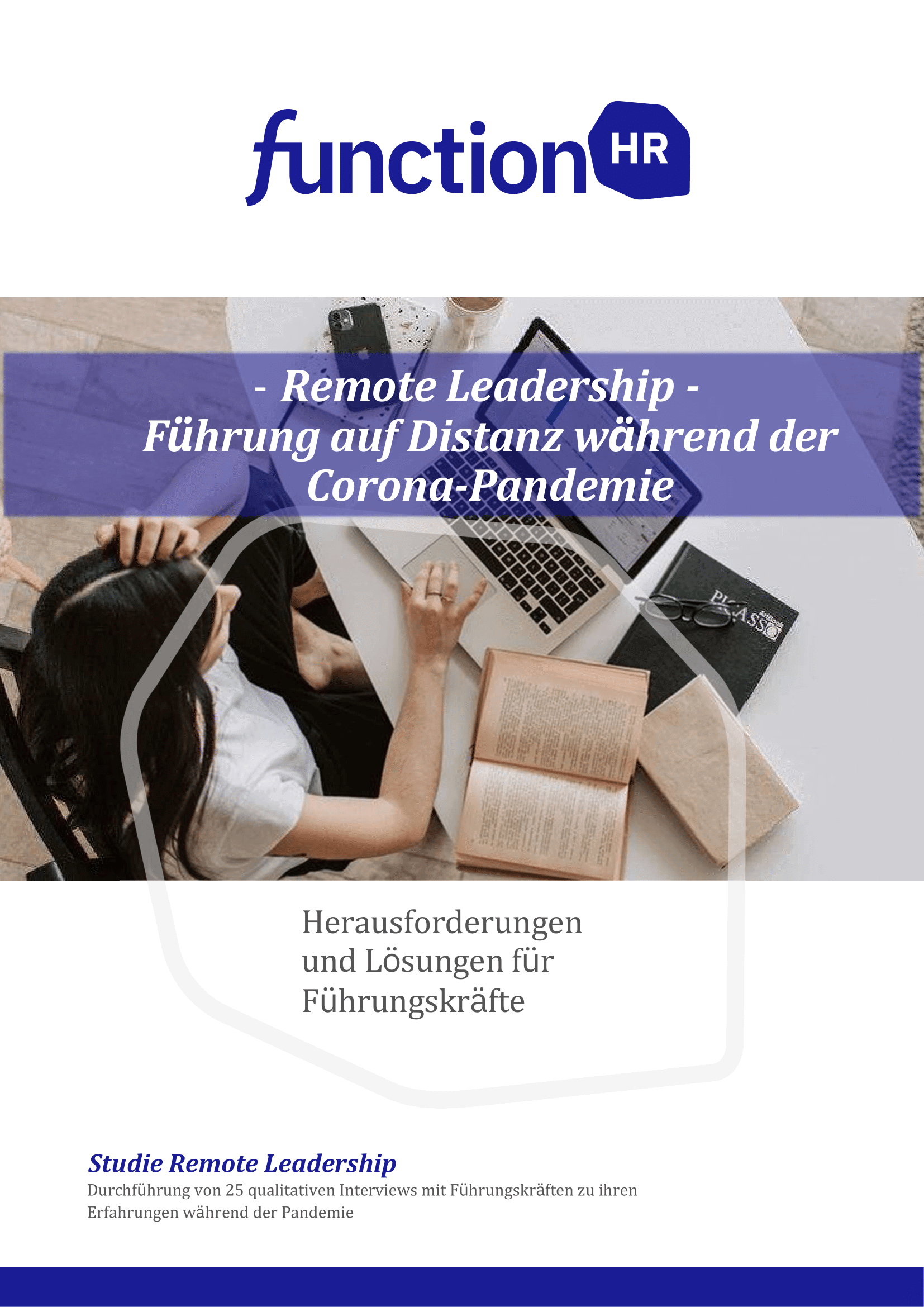 Remote Leadership Studie