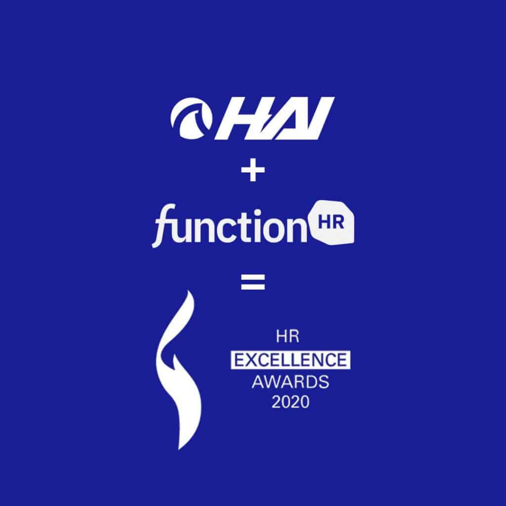 functionHR holt mit HAi den HR Excellence Awards Sieg