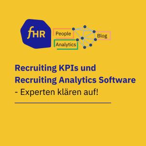 Recruiting KPIs und Recruiting Analytics Software
