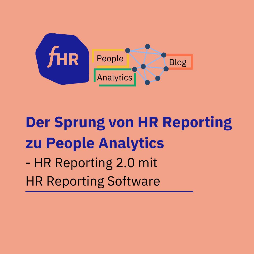 HR Reporting 2.0
